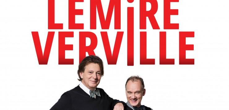 Lemire-Verville: Un nouveau spectacle !