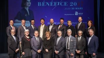 Photo membres du comite honneur 2017
