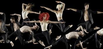 Ballets Jazz Montréal au Théâtre de la Ville