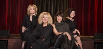 Martine St-Clair, Marie Michèle Desrosiers, Luce Dufault et Marie-Élaine Thibert: en tournée dès 2018 !