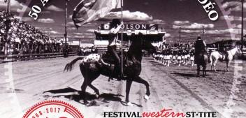 Un album pour célébrer les 50 ans du Festival western de St-Tite !