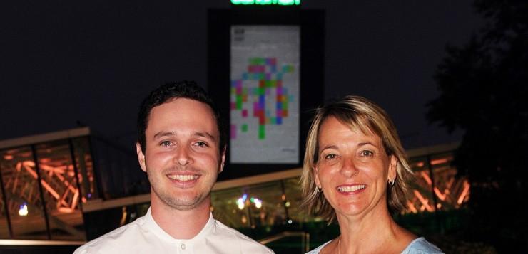 Photo officielle lancement Couleurs_Crédit Robert Côté