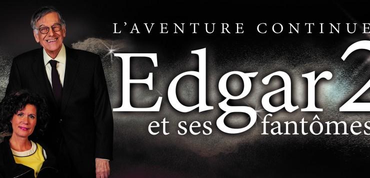 Edgar 2 et ses fantômes: Du 19 au 29 octobre 2017!