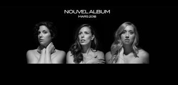 CLIP POUR LES BOUCHES BÉES :  Le trio présente le clip de la chanson Compte à Rebours