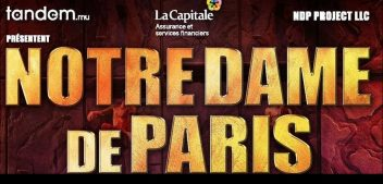 Notre Dame de Paris – nouvelle série de spectacles